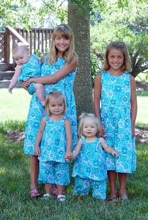 T. My Granddaughters